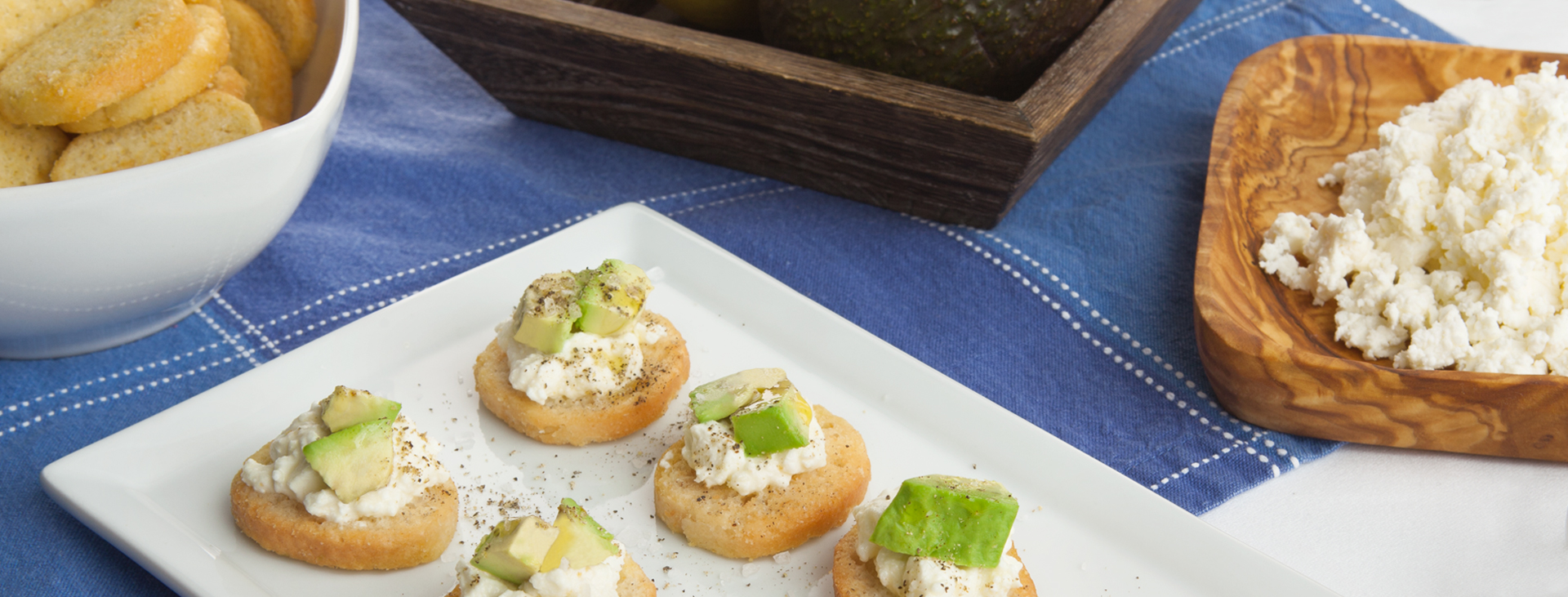 Baby Avocado Toast Delights