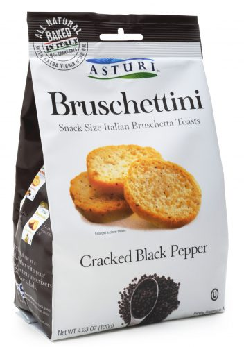 Bruschettini Cracked Black Pepper