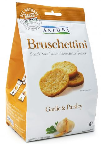 Bruschettini Garlic and Parsley